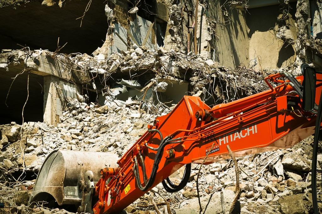 Rifiuti da costruzione e demolizione
