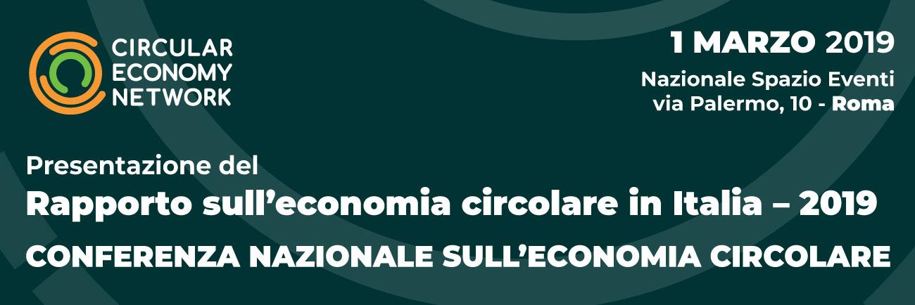 conferenza nazionale sull'economia circolare