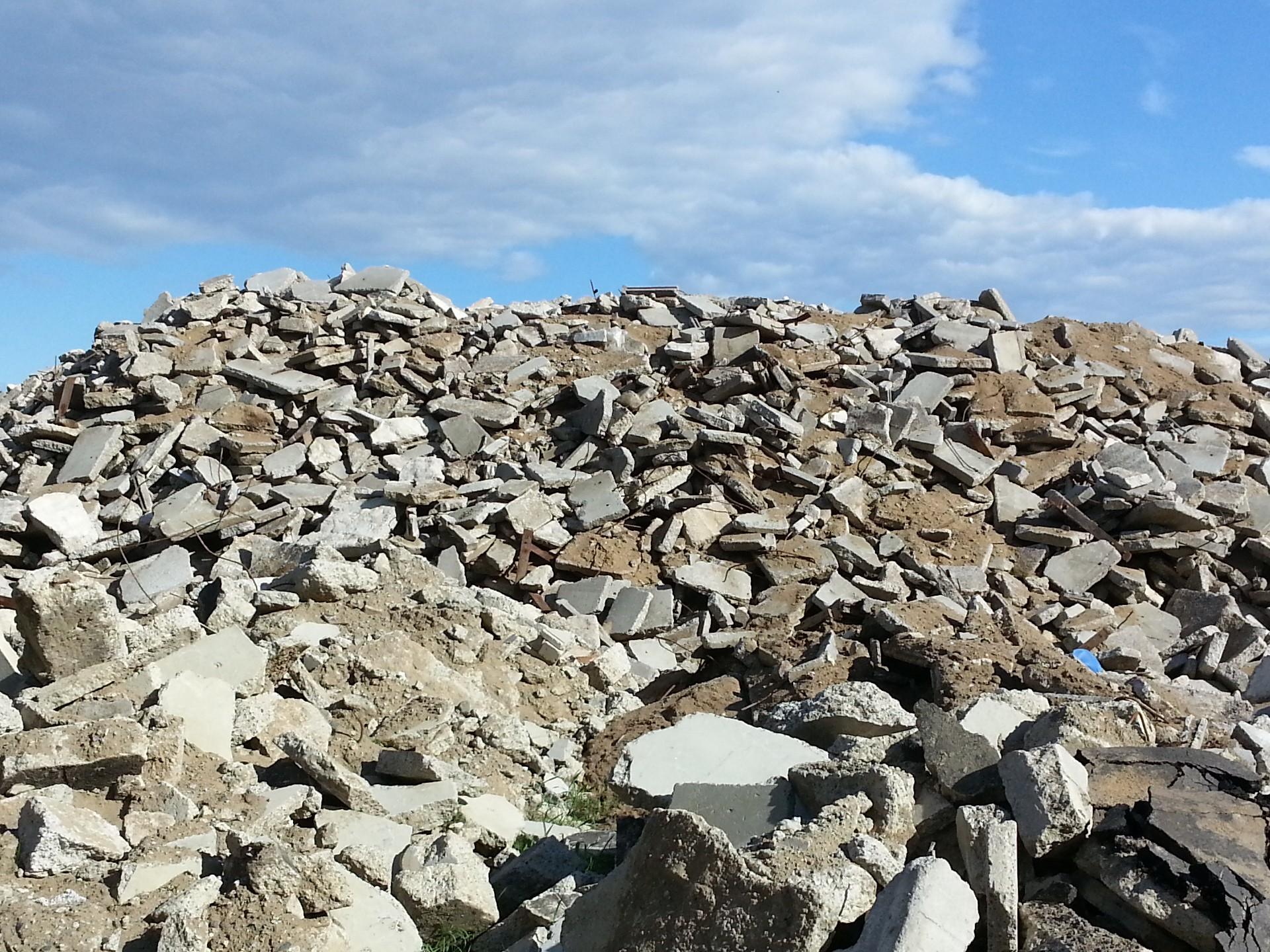 rifiuti demolizione