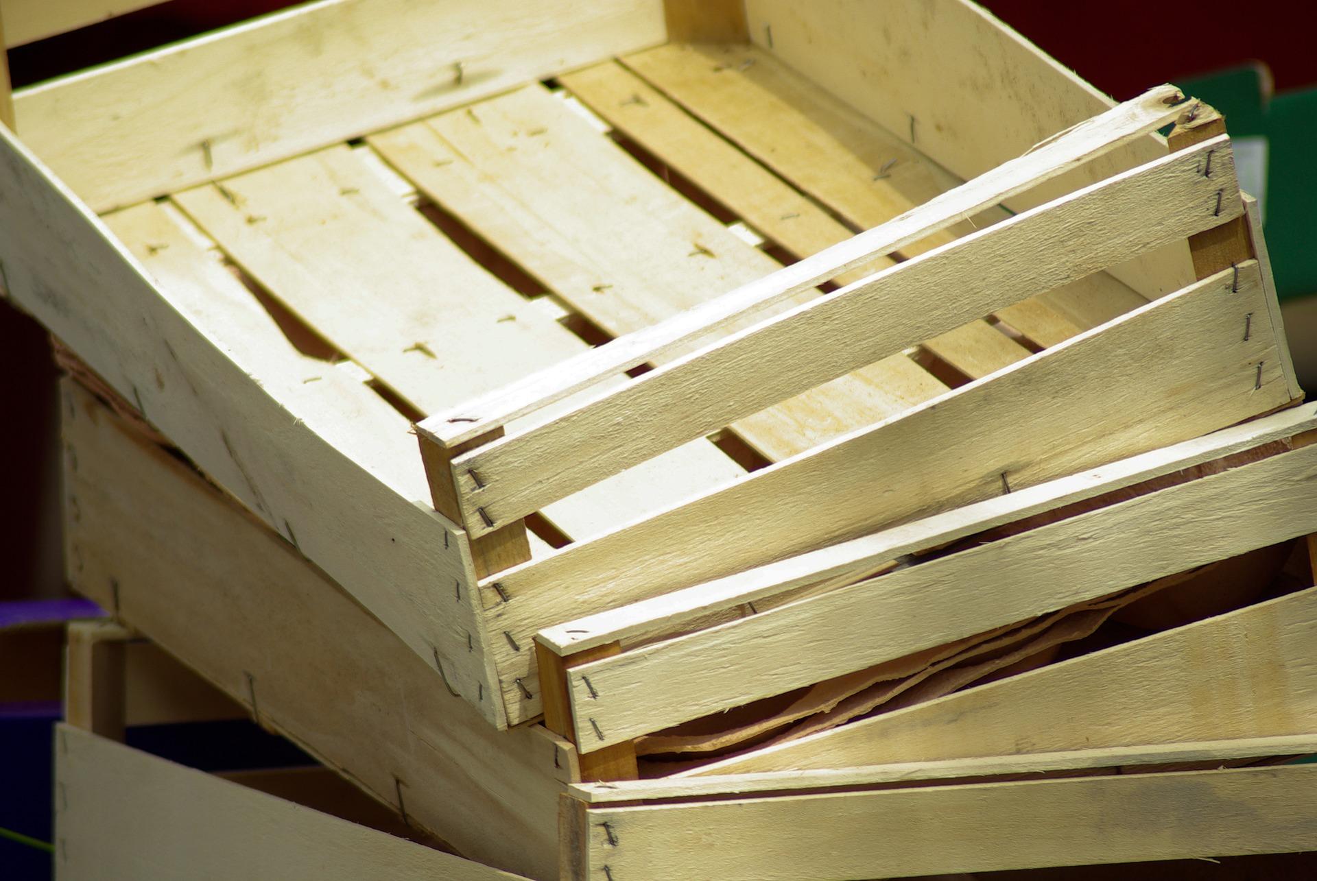 cassette legno