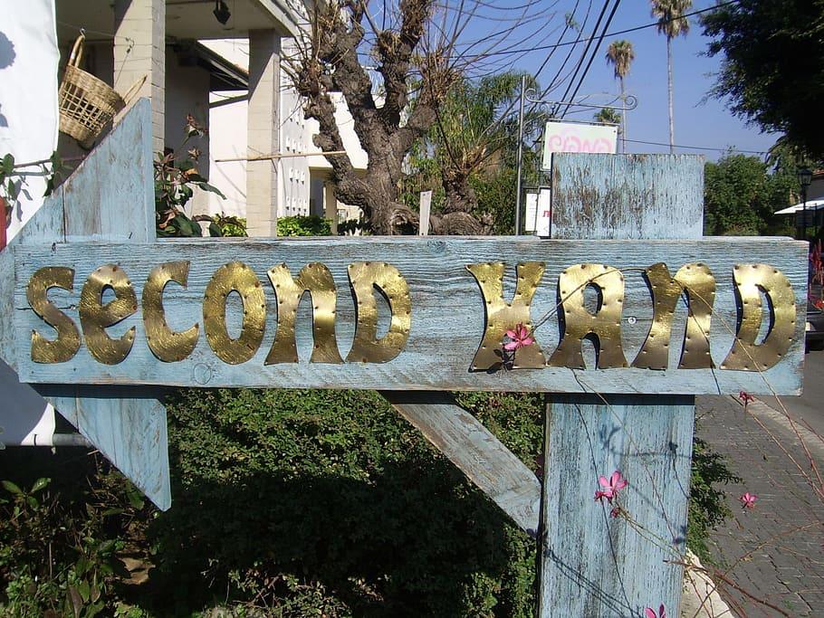 second hand market