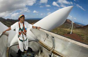 wind blade waste